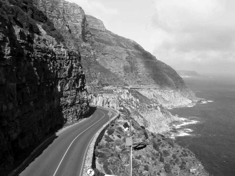 Chapman's Peak drive has to be one of the most scenic roads I have ever had the pleasure of driving on.